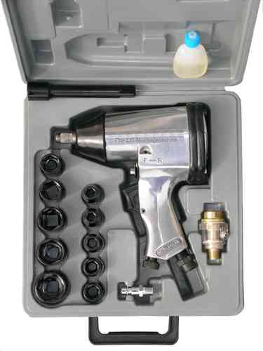 1//2 Zoll Druckluftschrauber 680Nm Schlagschrauber Druckluftschlagschrauber W2073