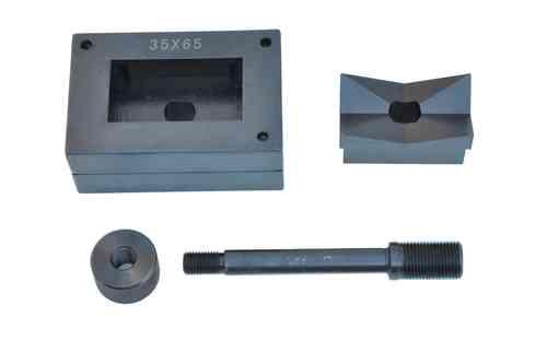 rectangular sheet metal punch driver 35mm x 65mm