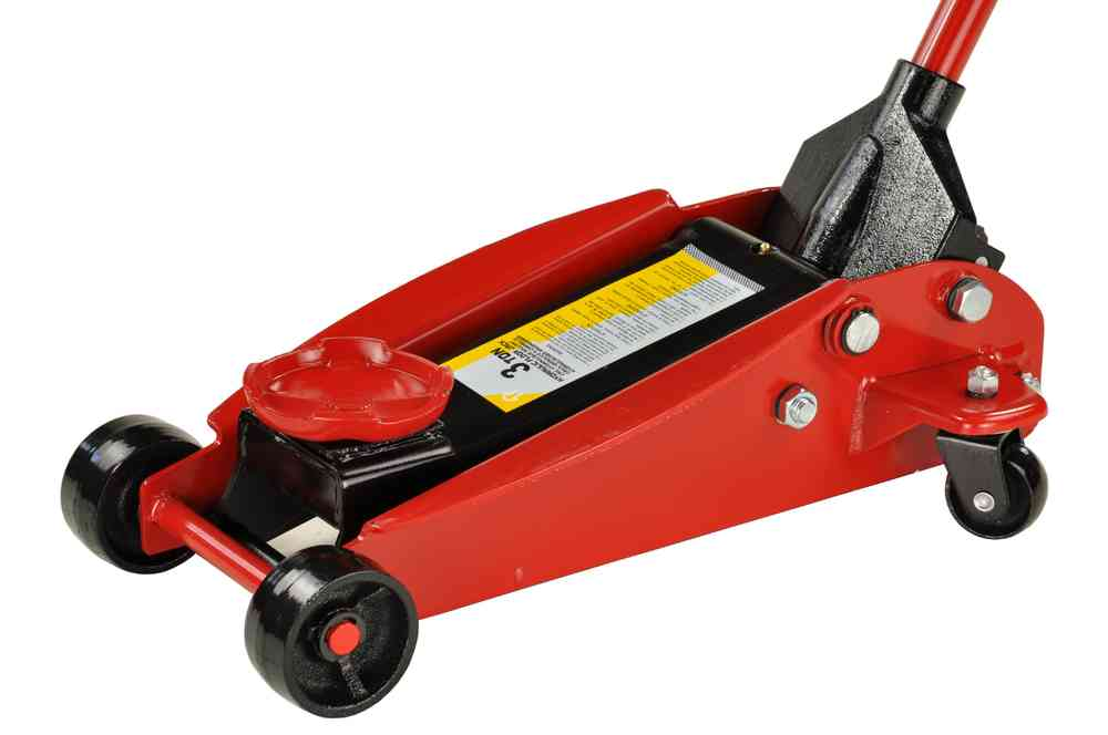 3t Floor Jack Garage Jack Steel Red Black 83000e T 00714 Pro