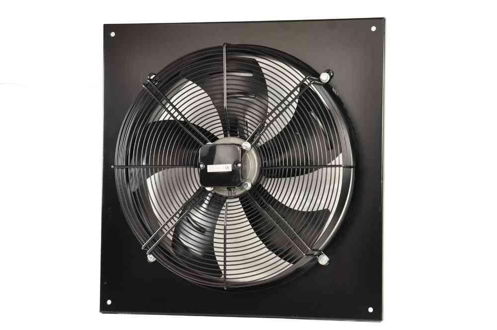 Axial fan, 500mm diameter, design B, blowing, 220V, 00721