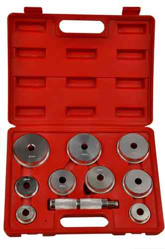 Bead breaker set, 10 pieces, 01001