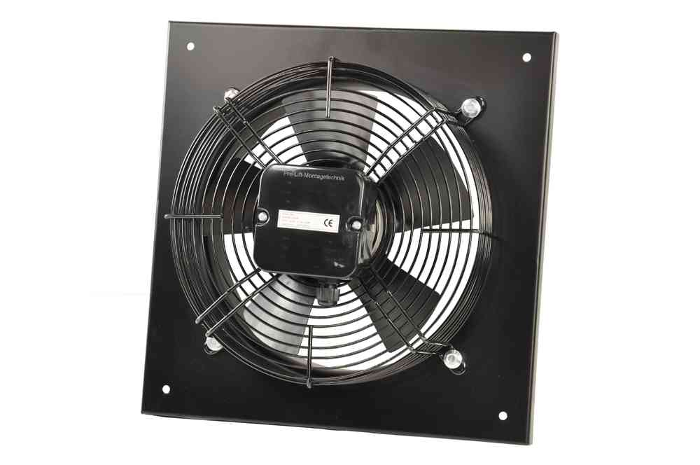 Axial fan, 250mm diameter, design S, 220V, suction, 01038