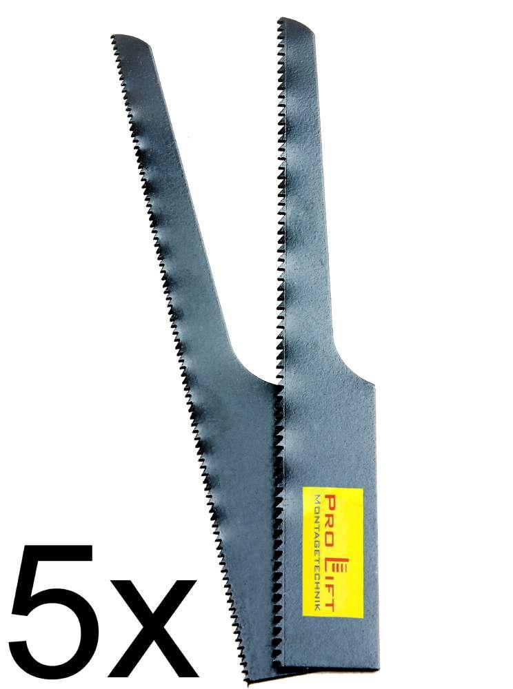 5Set = 10 Stück Sägeblätter für unsere Druckluftsägen AS039BDJ 02080