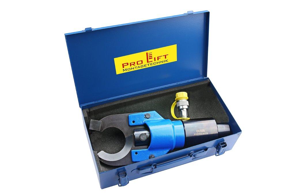 Hydraulischer Kabelschneider Kabelschere 12t Druckkraft 00337
