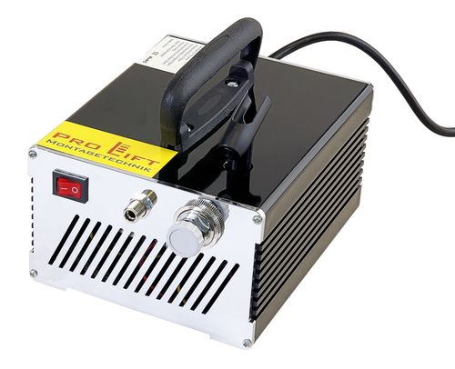 3bar Airbrush Mini Kompressor 15l/min mit Gehäuse 230V AS166A, 02351